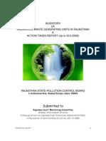 Hazard Waste Report
