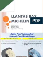 LLANTAS PAX MICHELIN