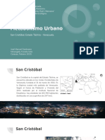 Metabolismo Urbano - San Cristóbal