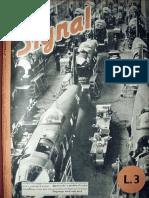 Signal / 1943/02/2 / Flugzeug noch und noch