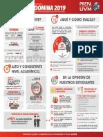 Infografía DOMINA2019