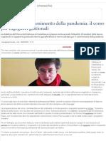 Le Norme Di Contenimento Della Pandemia_ Il Corso Per Ingegneri Gestionali - IlGiornale.it