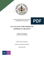 EL COLLAGE COMO MEDIO DE EXPRESIÓN CREATIVO-Marta Crespo Blanco