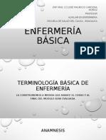 Enfermería básica Presentacion 1 Modulo 1