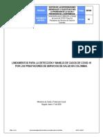 Lineamientos para tratamiento de pacientes COVID 19.pdf.pdf