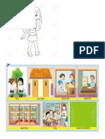 guia primer grado El salvador - Centro Escolar Santa catalina