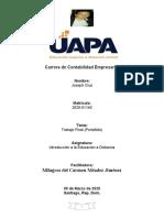 PORTAFOLIO EDUCACION A DISTANCIA FEB-2020