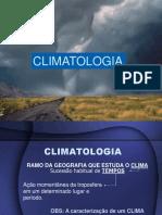 FATORES E ELEMENTOS CLIMÁTICOS2