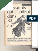 Levitation . Des Saints Qui Flottent Dans Les Airs