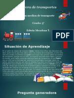 Carrera de Transportes