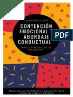 Cuadernillo Manual_abordaje conductual -emocional