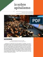 Alvaro Garcia Linera, 9 tesis sobre el capitalismo