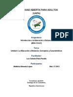 EDU110 - Walkiria Almonte - 17-2613