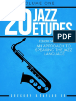 20 Jazz Etudes vol 1 Tenor.pdf