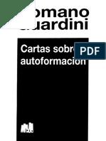 cartas sobre autoformación - Guardini.pdf