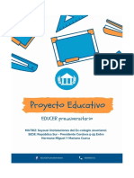 proyecto Educer - GAD