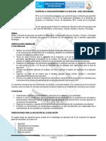 Protocolo para la evaluacion de inicio ece 2019.docx