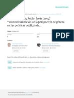 2017 Libro Transversalización de género Pol pub educación CIENCIAYGENEROPARARG