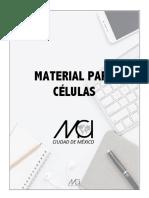 MATERIAL DE CÉLULA 7