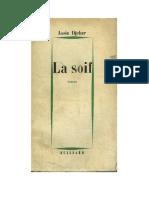 La Soif - Assia Djebar  .pdf