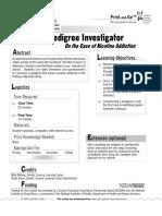 5.  Addiction pedigree investigator lab