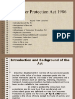 LAB-Consumer Protection Act