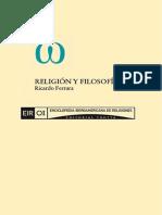 Ferrara, Ricardo - Religión y filosofia.pdf