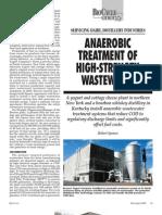 AnaerobicTreatmentofHigh-StrengthWastewater