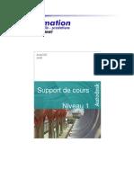 Support de Cours Autocad 2006