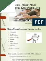 PPT MACAM-MACAM MODEL KONSEPTUAL KEP.JIWA