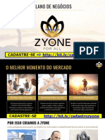 ✅✅ ZyOne for All © PLANO DE APRESENTAÇÃO OFICIAL 2020  PDF ✅LANÇAMENTO ➡️LINK NO SLIDE⬅️  #raoniclaro #zyone #zyoneforall #MMN