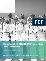 Handbook of COVID-19 Prevention and Treatment