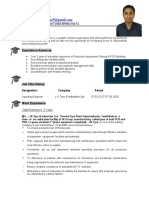 ANIRBAN  PANDA CV