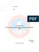 Guía de estudio Capitulo 6 pruebas de Diagnóstico en Endodoncia...pdf