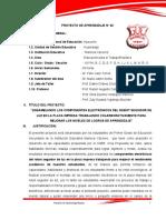 PROYECTO DE APRENDIZAJE N 02.docx ROBOTICA.docx