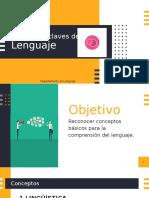 Conceptos del lenguaje