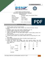 SOAL USBN PAI SMA-SMK K-13 PAKET 2