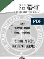 FM57 35 DoA Field Manual 1958
