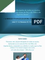 AMISSÃO EVANGELIZADORA DA IGREJA  .pptx