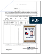 2020 Service Record - MELJUN CORTES