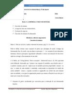 Ficha 3- Empresa como um sistema
