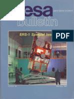 ESA bulletin No. 65