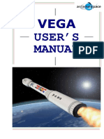 VEGA launch vehicle user's guide 2002