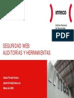 SeguridadWebAuditoriaHerramientas_INTECO