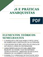 CURSO IDÉIAS E PRÁTICAS ANARQUISTAS