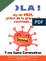 Corona Virus Para Criancas Espanhol