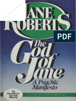 Jane Roberts - The God of Jane _ a psychic manifesto-Prentice-Hall (1981).pdf