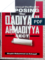 An Unequivocal Clarification Exposing The Qadiyani Ahmadiyya Sect.pdf