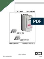 Manual F5 Keb