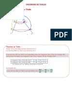 cours thales calcul de longueur